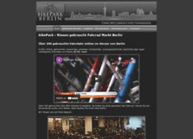 Bikeparkberlin.de thumbnail