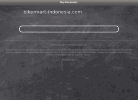 Bikermart-indonesia.com thumbnail