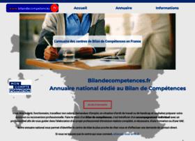Bilandecompetences.fr thumbnail