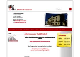 Bilke-poessneck.de thumbnail