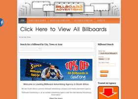 Billboard-advertising.co.za thumbnail