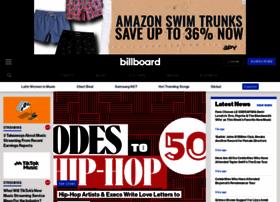 Billboard.com thumbnail