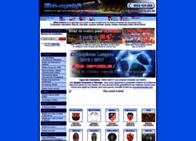 Billet-match.fr thumbnail