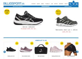 Billigsport.dk thumbnail