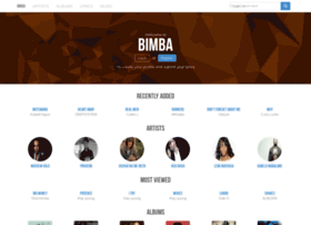 Bimba.co.za thumbnail