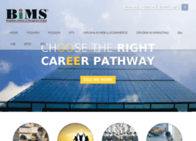 Bims-college.com thumbnail