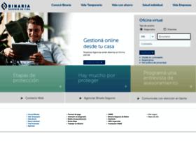 Binariavida.com.ar thumbnail
