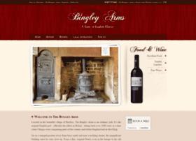 Bingleyarms.co.uk thumbnail