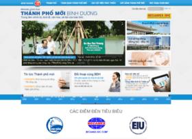 Binhduongnewcity.com.vn thumbnail