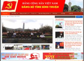 Binhthuancpv.org.vn thumbnail