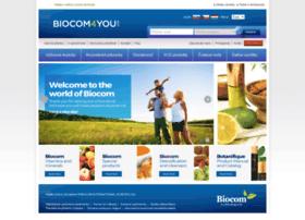 Biocom-international.eu thumbnail