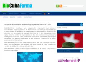 Biocubafarma.cu thumbnail
