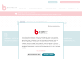 Bioesterel.fr thumbnail