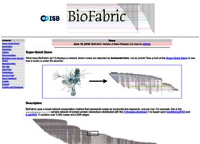 Biofabric.org thumbnail