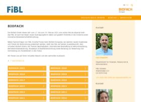 Biofach.fibl.org thumbnail