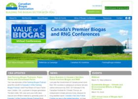 Biogasassociation.ca thumbnail