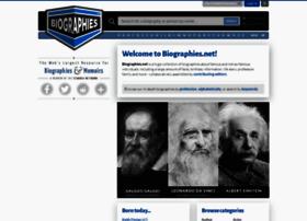 Biographies.net thumbnail
