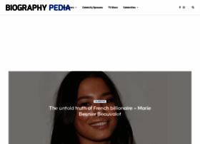 Biographypedia.org thumbnail