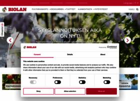 Biolan.fi thumbnail