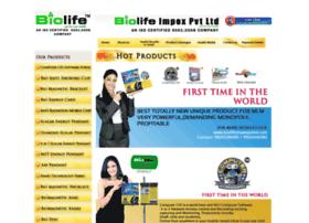 Biolifeindia.com thumbnail