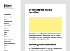 Biologischbuitenland.nl thumbnail