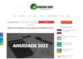 Biomedicinapadrao.com.br thumbnail
