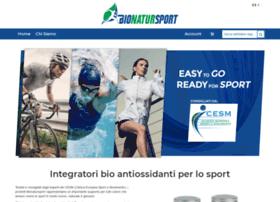 Bionatursport.com thumbnail