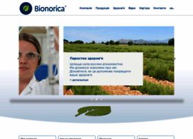 Bionorica.ua thumbnail