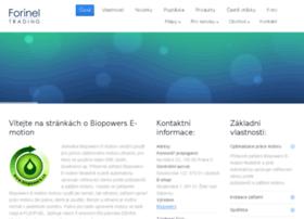 Biopowers.cz thumbnail