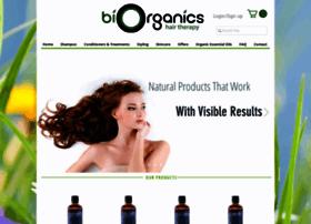 Biorganics.co.uk thumbnail