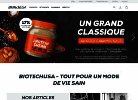 Biotechusa.fr thumbnail