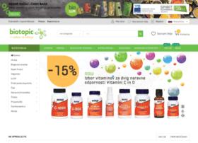 Biotopic.si thumbnail