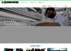 Biotrop.org thumbnail
