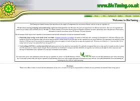 Biotuning.co.uk thumbnail