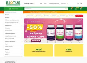 Biotus.com.ua thumbnail