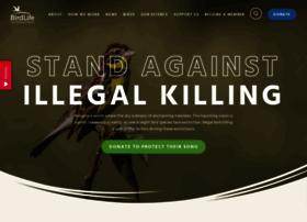 Birdlife.org thumbnail