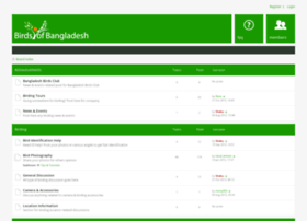Birdsofbangladesh.com thumbnail