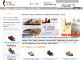 Birkenstockcanadaonline.net thumbnail