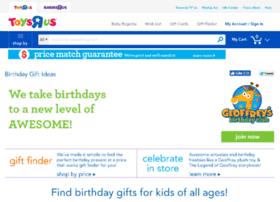 Birthdaysrus.com thumbnail