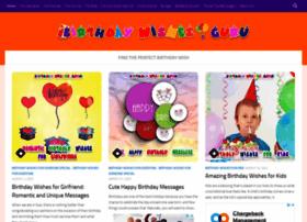 Birthdaywishes.guru thumbnail