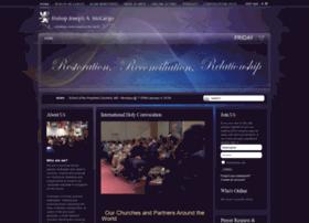 Bishopjosephmccargo.org thumbnail