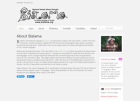 Bislama.org thumbnail