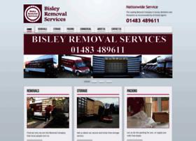 Bisleyremovals.co.uk thumbnail
