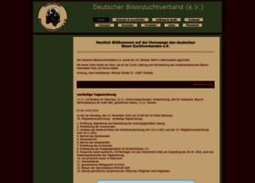 Bison-zuchtverband.de thumbnail