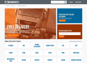 Bisonparts.co.uk thumbnail