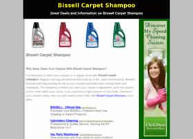 Bissellcarpetshampoos.co.uk thumbnail