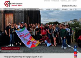 Bistummainz.de thumbnail