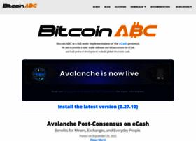 Bitcoinabc.org thumbnail