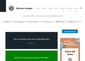Bitcoininsider.org thumbnail