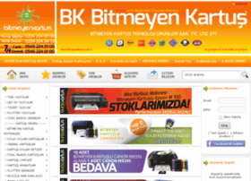 Bitmeyenkartus.com.tr thumbnail